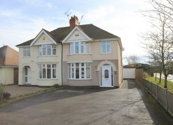 Thumbnail 3 bed semi-detached house to rent in The Long Shoot, Nuneaton