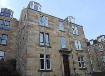 Thumbnail 1 bed flat for sale in Trafalgar Street, Greenock, Inverclyde
