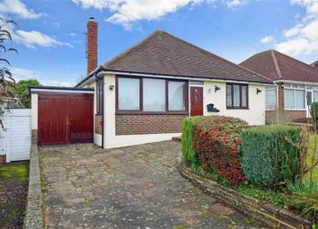 Thumbnail 3 bed bungalow for sale in Maytree Avenue, Worthing, West Sussex