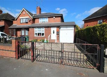 Thumbnail 3 bed semi-detached house for sale in Tame Street East, Walsall