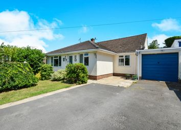 Thumbnail 4 bed detached bungalow for sale in Hillside Drive, Gomeldon, Salisbury