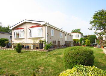 2 bed mobile/park home for sale in Lion House Park, Mill Road, Hailsham BN27