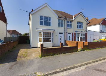 Thumbnail 3 bed semi-detached house for sale in Claremont Road, Southampton