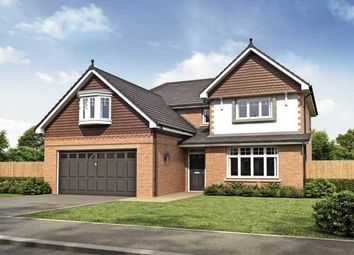 Thumbnail 5 bed detached house for sale in The Stratton II, Kings Meadow, Staining, Lancashire