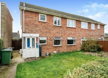 Thumbnail 2 bedroom flat for sale in Hill View, North Pickenham, Swaffham