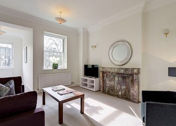 Thumbnail 2 bed flat to rent in Somerset Court, Lexham Gardens, Kensington