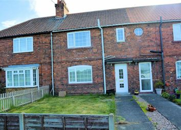 Thumbnail 3 bedroom terraced house for sale in South View, Osgodby