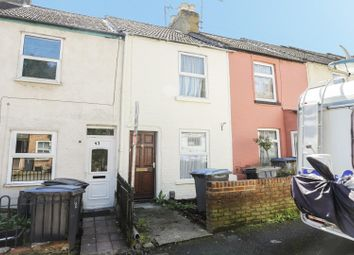 Thumbnail 2 bed terraced house for sale in Primrose Road, Dover