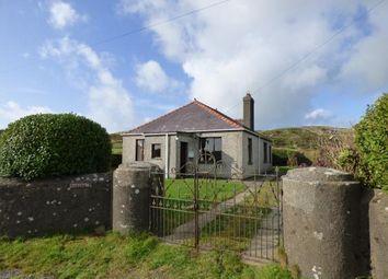 Thumbnail 3 bed bungalow for sale in Gwelfor, Rhiw, Pwllheli, Gwynedd