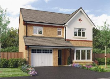 "Thumbnail 4 bed detached house for sale in ""Ashbery"" at Leeds Road, Thorpe Willoughby, Selby"