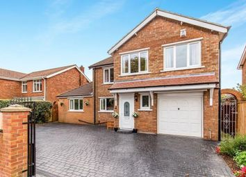 Thumbnail 4 bedroom detached house for sale in Fairfield Road, Stockton-On-Tees, Durham