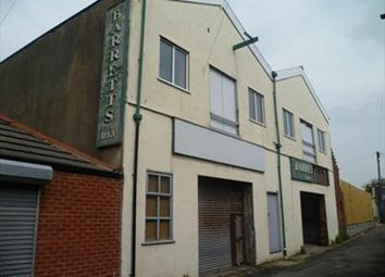 Thumbnail Light industrial for sale in Hornby Road, Blackpool