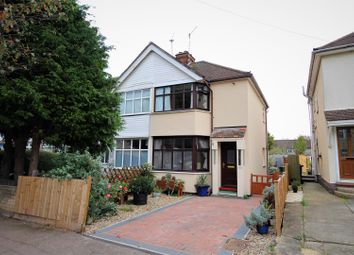 Thumbnail 3 bedroom end terrace house for sale in Cromwell Road, Cambridge