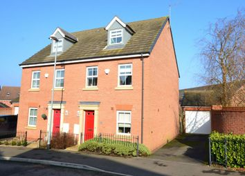 Thumbnail 3 bedroom town house for sale in Lune Way, Bingham
