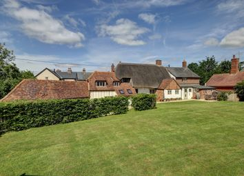 Thumbnail 4 bed detached house for sale in High Street, Childrey, Wantage