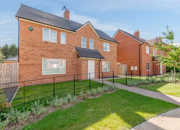 4 bed detached house for sale in Eden Walk, St. Mary Park, Stannington, Northumberland NE61