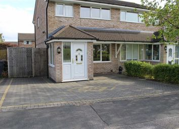 Thumbnail 3 bed semi-detached house to rent in Langport Close, Fulwood, Preston