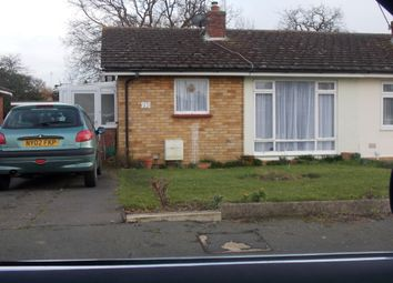 Thumbnail 2 bed bungalow to rent in Carisbrooke Avenue, Clacton-On-Sea