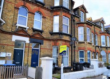 Thumbnail 2 bedroom flat to rent in Sweyn Road, Cliftonville, Margate