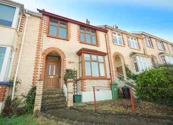 3 bed terraced house for sale in Tomouth Road, Appledore, Bideford EX39