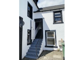 Thumbnail 2 bed flat for sale in The Avenue, Girvan