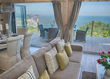 Thumbnail 2 bed lodge for sale in Shaldon, Teignmouth, Devon