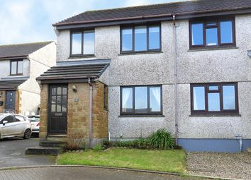 Thumbnail 3 bed link-detached house for sale in Gwarth An Drae, Helston