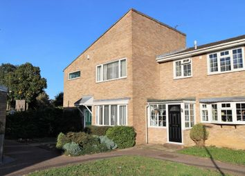 Thumbnail 3 bed end terrace house for sale in Fern Close, Broxbourne