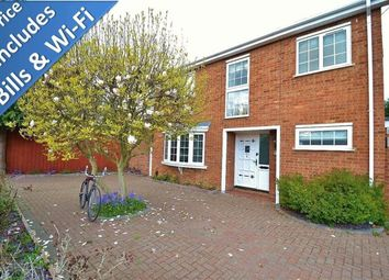 Thumbnail 1 bedroom property to rent in Nuffield Road, Cambridge