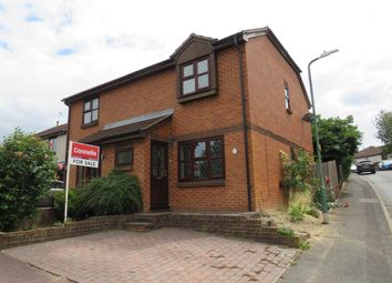 Thumbnail 3 bed property to rent in Gorham Drive, Downswood, Maidstone