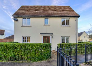 Thumbnail 3 bedroom end terrace house for sale in Red Lodge, Bury St Edmunds, Suffolk