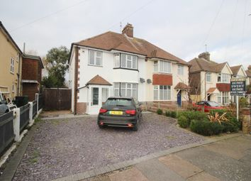 Thumbnail 3 bed semi-detached house to rent in Freeman Avenue, Eastbourne