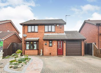 Thumbnail 4 bed detached house for sale in Wragley Way, Stenson Fields, Derby, Derbyshire