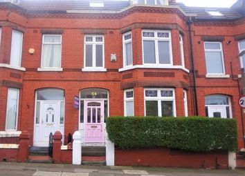 Thumbnail 6 bed terraced house for sale in Woodlands Road, Liverpool