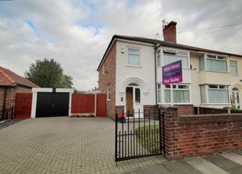 Thumbnail 3 bed semi-detached house for sale in Myers Road East, Liverpool
