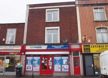 Thumbnail 3 bed maisonette to rent in Stapleton Road, Eastville, Bristol