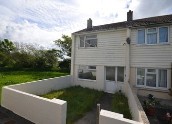 Thumbnail 2 bed end terrace house for sale in Rosemellin, Camborne
