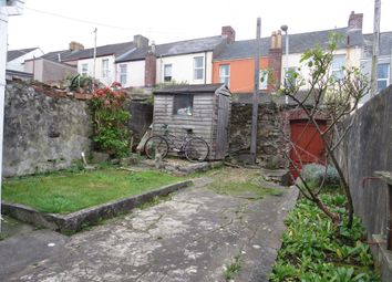 Thumbnail 2 bed terraced house for sale in Third Avenue, Camels Head, Plymouth
