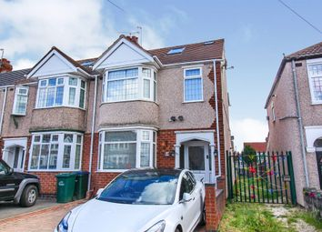 Thumbnail 4 bedroom end terrace house for sale in Mapleton Road, Coundon, Coventry