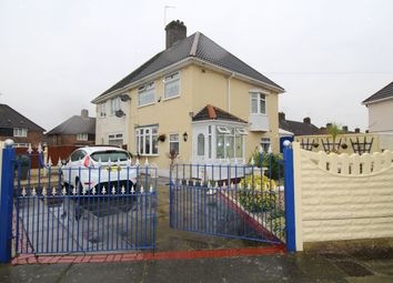 Thumbnail 3 bed semi-detached house for sale in Lyme Grove, Huyton, Liverpool