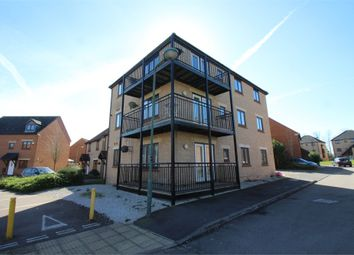 Thumbnail 2 bedroom flat to rent in Langport Crescent, Oakhill, Milton Keynes, Buckinghamshire