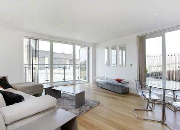 Thumbnail 1 bedroom flat to rent in Viridian Apartments, Nine Elms Lane, London