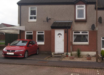 Thumbnail 2 bed terraced house to rent in Franchi Drive, Stenhousemuir Larbert