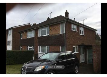 Thumbnail 3 bed semi-detached house to rent in Kynance Close, Luton