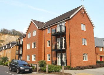 Thumbnail 2 bed flat for sale in Loxley House, Butlers Park Way, Medway Gate, Kent
