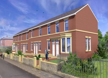 Thumbnail 3 bed terraced house to rent in James Street, Radcliffe, Manchester