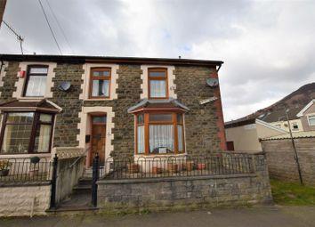 Thumbnail 3 bed end terrace house for sale in Elizabeth Street, Pentre