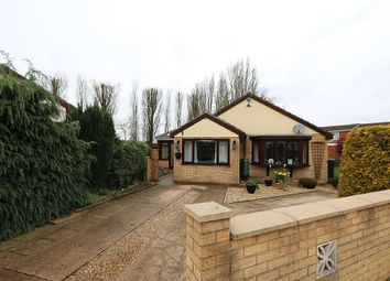 Thumbnail 3 bed detached bungalow for sale in Charles Lovell Way, Scunthorpe, Lincolnshire