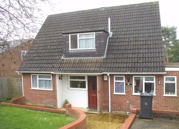 Thumbnail 3 bed detached house to rent in Hillside Road, Marlow, Buckinghamshire