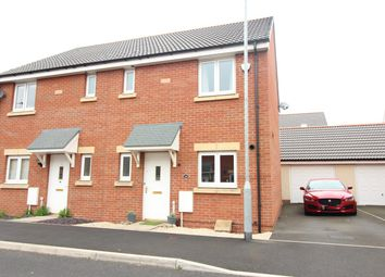 Thumbnail 3 bed semi-detached house for sale in Bloomery Circle, Newport